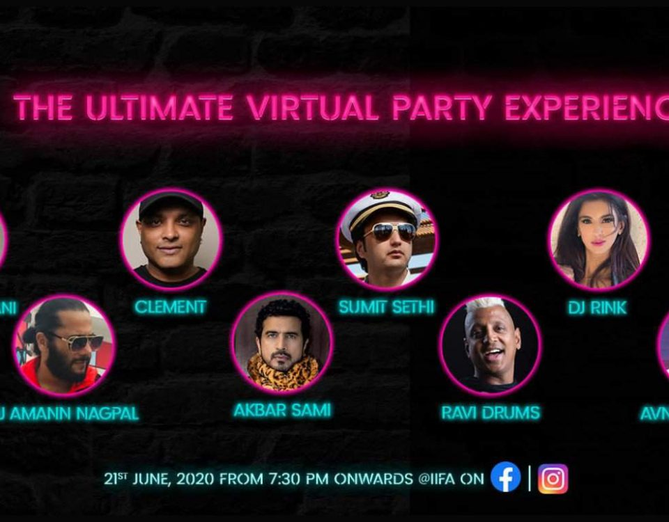 IIFA-to-celebrate-World-Music-Day-with-virtual-party-experience